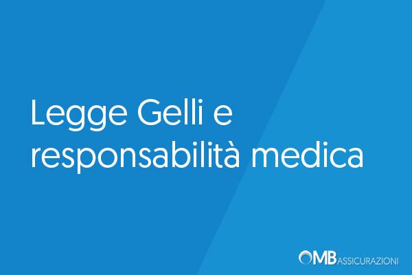 Legge Gelli Responsabilita Medica