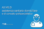 assistenza sanitaria domiciliare e di consulto polispecialistico