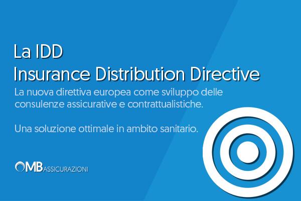 La IDD Insurance Distribution Directive