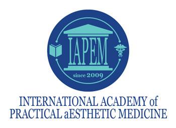 IAPEM logo Accademia Internazionale Medicina Estetica Pratica
