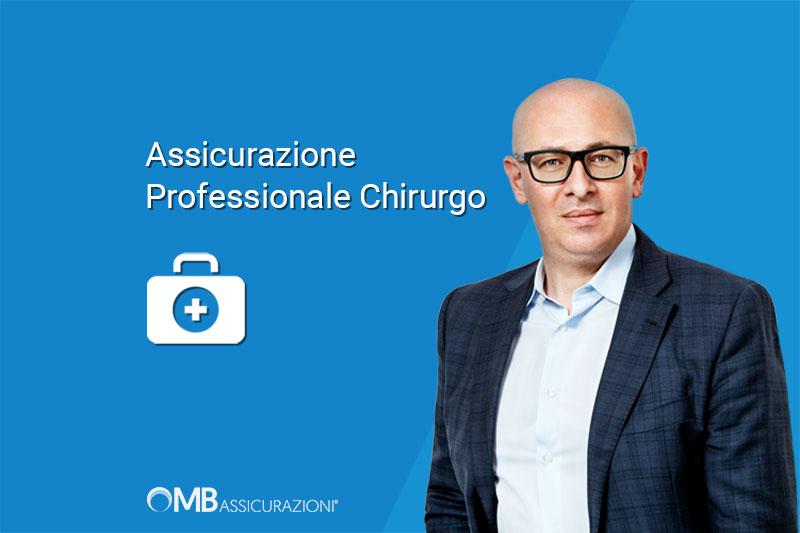 Assicurazione professionale chirurgo