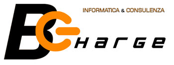 b-charge logo