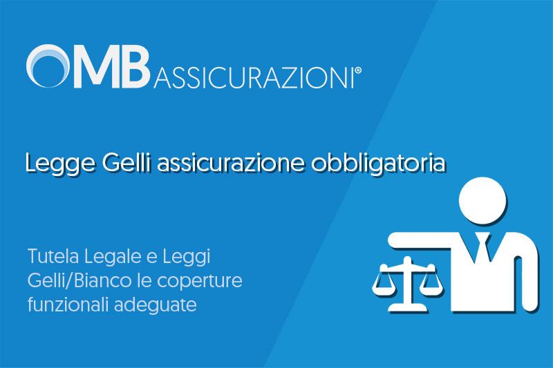Legge Gelli/Bianco assicurazione obbligatoria